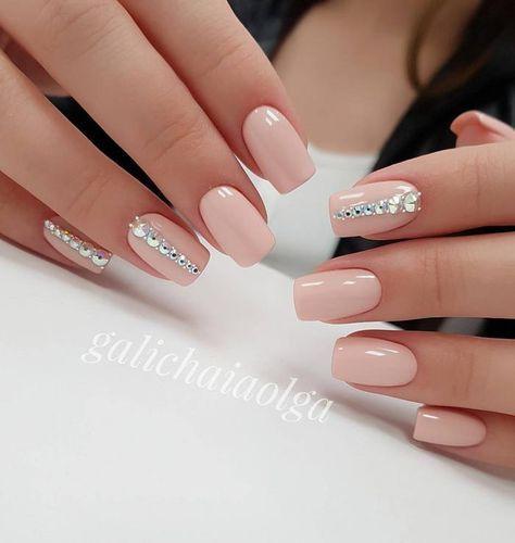 дизайн ногтей светлые оттенки