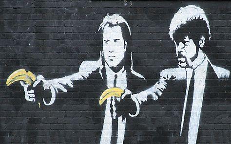 Banksy:algunos de sus mejores murales
