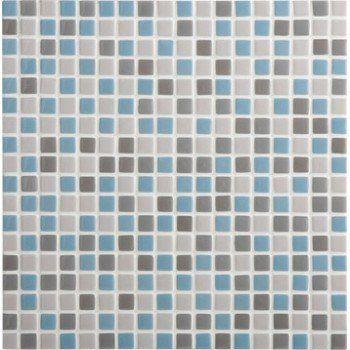 Mosaique Sol Et Mur Carribean Vert Caraibe 2 5 X 2 5 Cm Leroy Merlin Sol Et Mur Sol Caraibes