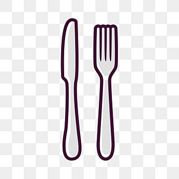 Knife And Fork Illustration Knife And Fork Cartoon Knife And Fork Doodle Knife And Fork Sticker Png And Vector With Transparent Background For Free Download Illustration Doodles Logo Restaurant