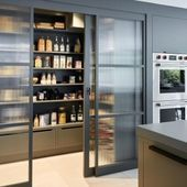 Wlak In Pantry Door Modern Pinterest Hashtags Video And Accounts