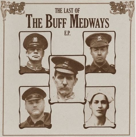 buff medways - the last of e.p. /// listen to it on