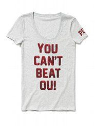 huge selection of 7782e a3db3 Support the University of Oklahoma in style. Only at PINK - your one stop  shop for Sooners gear