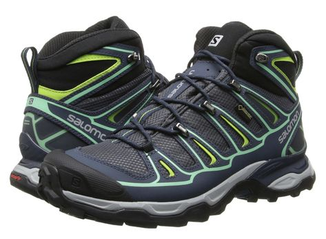 New Salomon Womens X Ultra 2 GTX Athletic Support Hiking