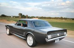 1966 Ford Mustang Coupe - Secondhand Smoke Photo & Image Gallery