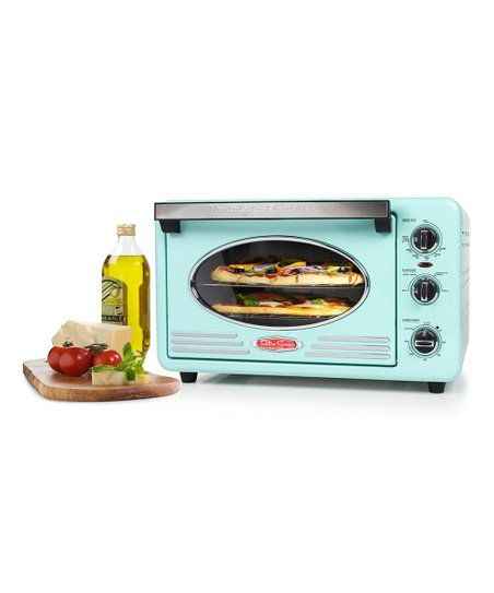 Infuse Your Kitchen With A Touch Of Retro Inspired Vibes By Utilizing This Spacious Convection Oven Designed With Two Removable Baki Oven Design Toaster Small Appliances