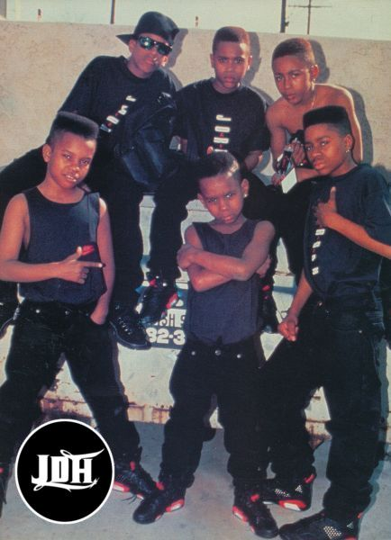 Another Bad Creation | Hip Hop in 2019 | Boy bands, New jack swing
