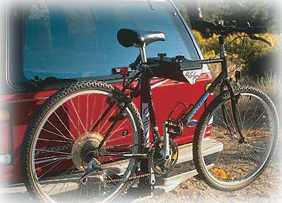 Husky 81145 Ball Mount Bike Rack