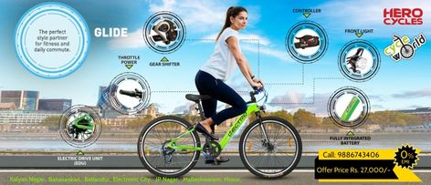 The Vehicle Of The Future Has Two Wheels Handlebars And Is A