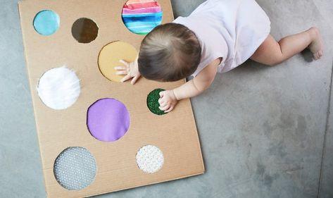 Fun Developmental Activities for Babies: 5-6 Months