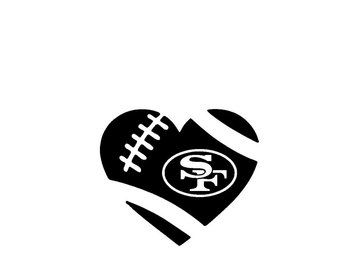 Free 49ers Svg Yahoo Image Search Results Custom Decals Vinyl Svg