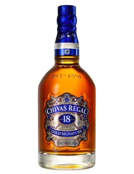 Lo Mejor Chivas Whisky De Malta Whisky
