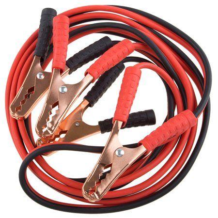 Jumper Cables Stalwart 12 Ft 10 Gauge With Storage Case Walmart Com In 2020 Compact Cars Stalwart Car Jumper