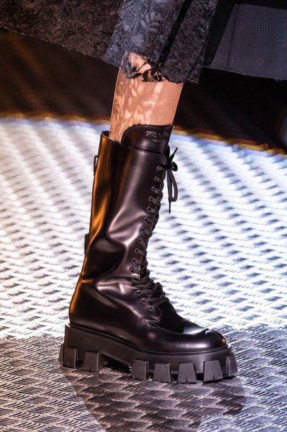 Prada Fall 2019 Ready-to-Wear Fashion