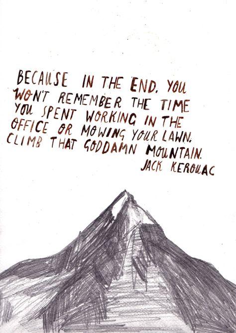 Jack Kerourac Postcard by DickVincent on Etsy