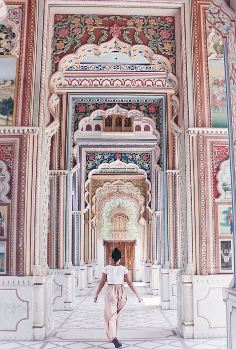 Travel to the Pink City, Jaipur City Palace Jaipur, India Palace, Rajasthan India, India India, Delhi India, Travel Photography Tumblr, Photography Beach, Underwater Photography, Jaipur Travel