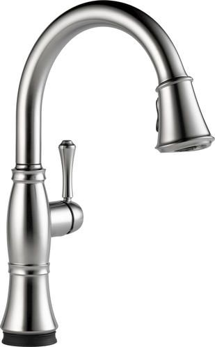 Delta Cassidy One Handle Pull Down Kitchen Faucet At Menards