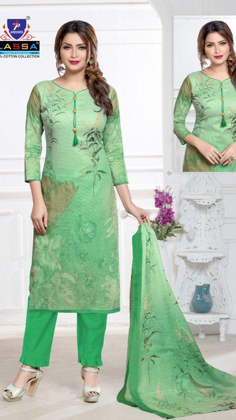 Arihant Lassa BOMBAY COTTON VOL 4 Karachi Style Cotton Dress Material In Wholesale Price