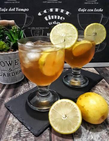 Resep 26 Lemon Tea Squash Oleh Shinta D Lestari Resep Minuman Bersoda Minuman Air Lemon