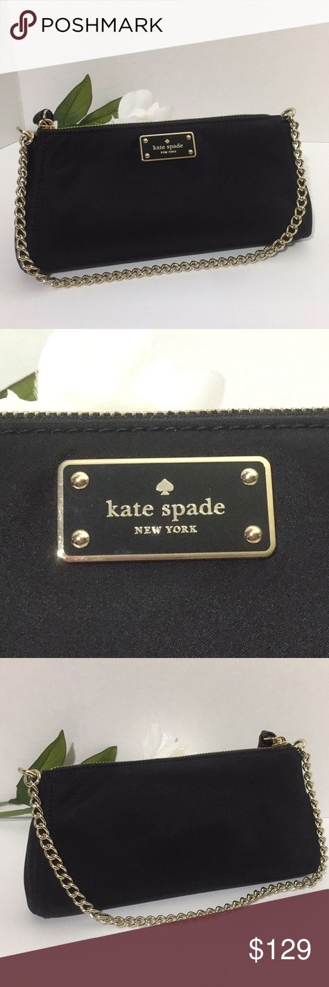 Kate Spade Jane Wilson Road BagCrossbody BEAUTIFUL BLACK