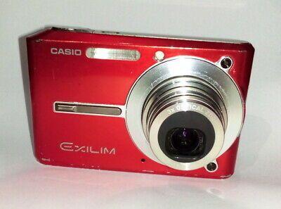 Casio Exilim Ex S500 Digital Camera 5 0 Mp 3x Optical Zoom Camera Digital Camera Fujifilm Instax