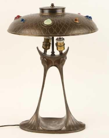 Austrian Bronze Table Lamp Dolphin Base C 1900 Jan 12 2019 Kamelot Auctions In Pa Bronze Table Bronze Table Lamp Lamp