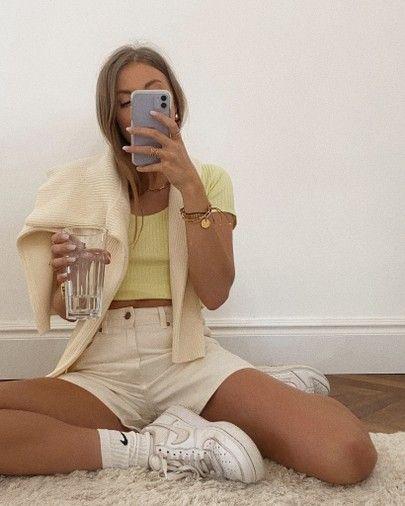 Denim Overdye Shorts curated on LTK
