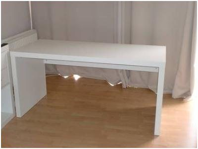 Ruhig Schreibtisch Weiss Klein In 2020 Ikea Schreibtisch Weiss