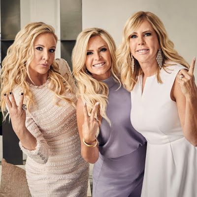 Shannon Beador Is Reportedly Nervous To Return To Rhoc Without
