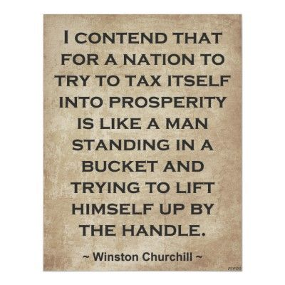 Winston Churchill had a lot in common with President Reagan!