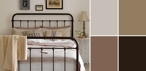 Vintage Paint Colors And Palette Home Style Guide Room Wall Colours Walls