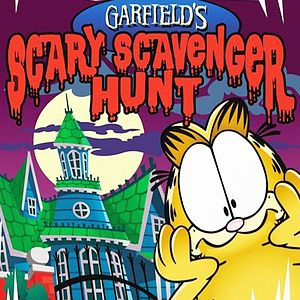 Garfield S Scary Scavenger Hunt Friv Games Scary Scavenger Hunt Garfield Haunted House Games