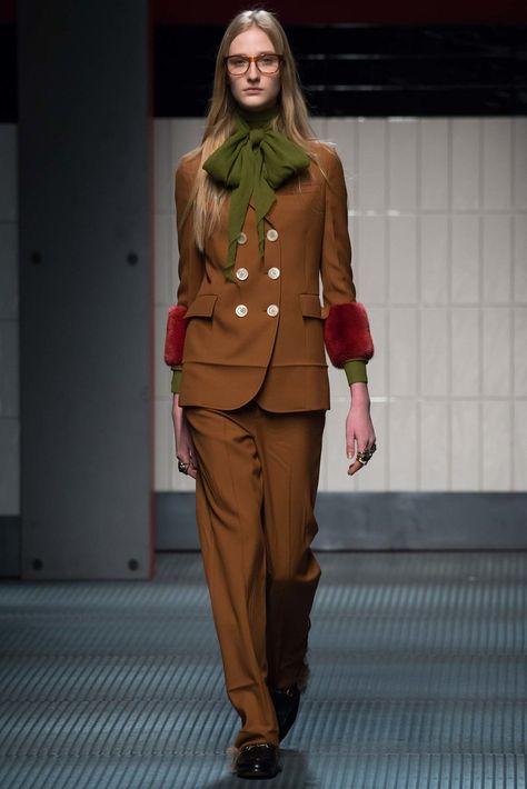 Gucci - Fall 2015 Ready-to-Wear - Look 42 of 46 - Fashion - Mode - Moda - мода - Muoti - موضة - אופנה - 时尚