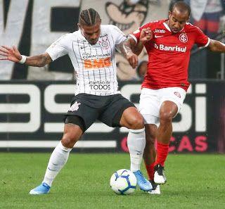 Corinthians E Inter Fazem Jogo Equilibrado E Ficam No 0 A 0 Em Itaquera Esporte Clube Vitoria Luta Olimpica Esportes