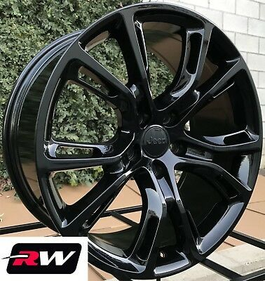 20 Inch Rw Wheels For Grand Cherokee Srt8 Spider Monkey 20x10