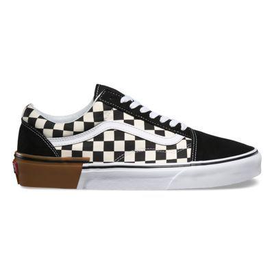 Vans, Classic shoes, Vans checkerboard