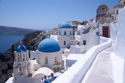 Beautiful Places | Pinterest | Greek islands, Churches and Beautiful places