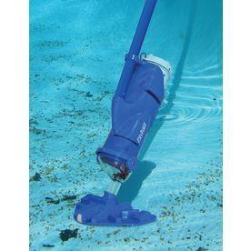 Pool Blaster Pool Blaster 10 5 In Handheld Pool Vacuum 21001dl Pool Vacuum Backyard Pool Designs Pool Vacuums