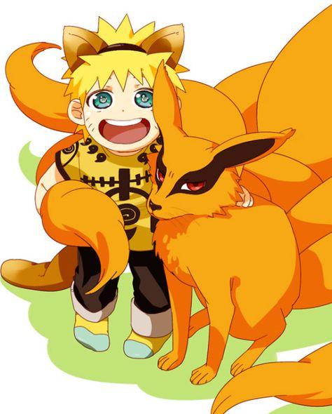 Gambar Naruto Lucu : gambar, naruto, Kurama, Ideas, Naruto,, Anime, Naruto, Uzumaki