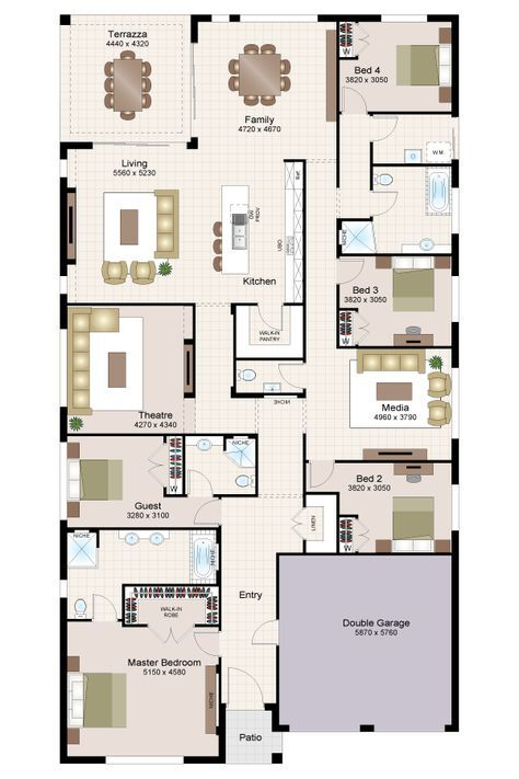 Game Room Floor Plan Amazing Design