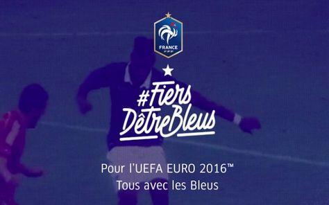 Fiers d'être bleus - Equipe de France de Football