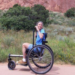 Grit Freedom Chair All Terrain Wheelchair Wheelchair Terrain