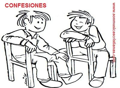 Confesiones Chistes Cristianos Chistes Cristianos Dibujos