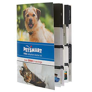 Petsmart Adoption Starter Kit Petsmart Pet Spray Dog Adoption