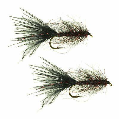 Umpqua Copper John Red 2 Pack Nymph Fly Fishing Flies
