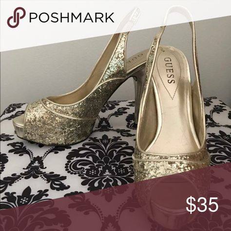 8ad6555a4 I just added this listing on Poshmark  Guess Brand Heels.  shopmycloset   poshmark  fashion  shopping  style  forsale  Guess  Shoes