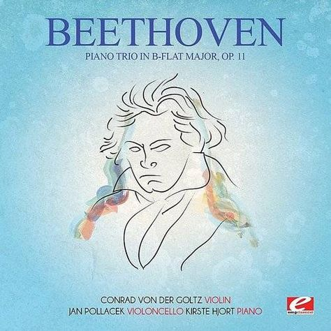 Beethoven - Piano Trio In B-Flat Major Op. 11