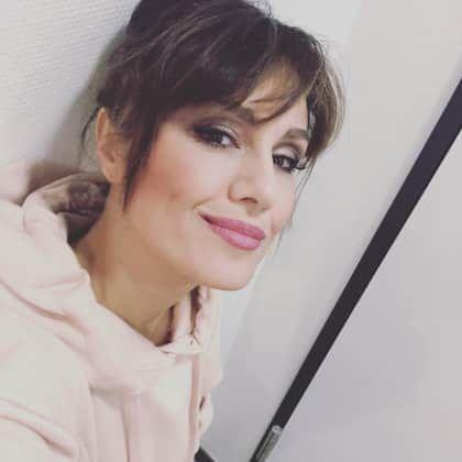 Nazan Eckes Zeigt Ihre Neue Frisur Nazan Eckes Neue Frisuren Beauty