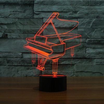 Objects 3d Optical Led Illusion Lamps Lampeez 3d Illusion Lamp Lamp 3d Illusions