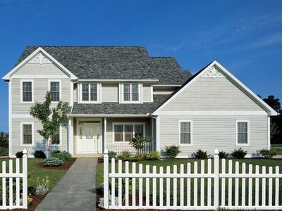 Certainteed Colorview Customized Home Visualization Tool Ranch House Exterior Vinyl Siding House Vinyl Exterior Siding